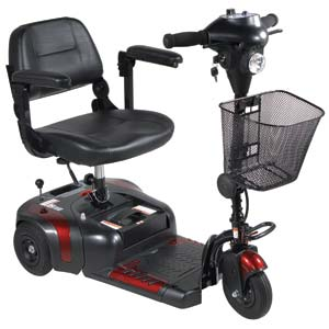 Three Wheel Scooter Rental