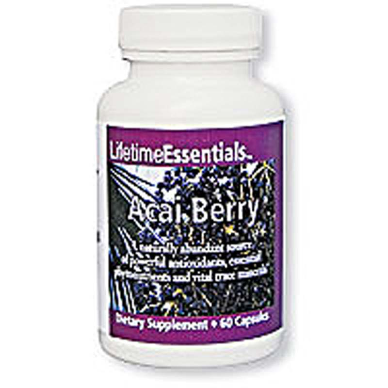 Acai Berry Supplements | ColonialMedical.com