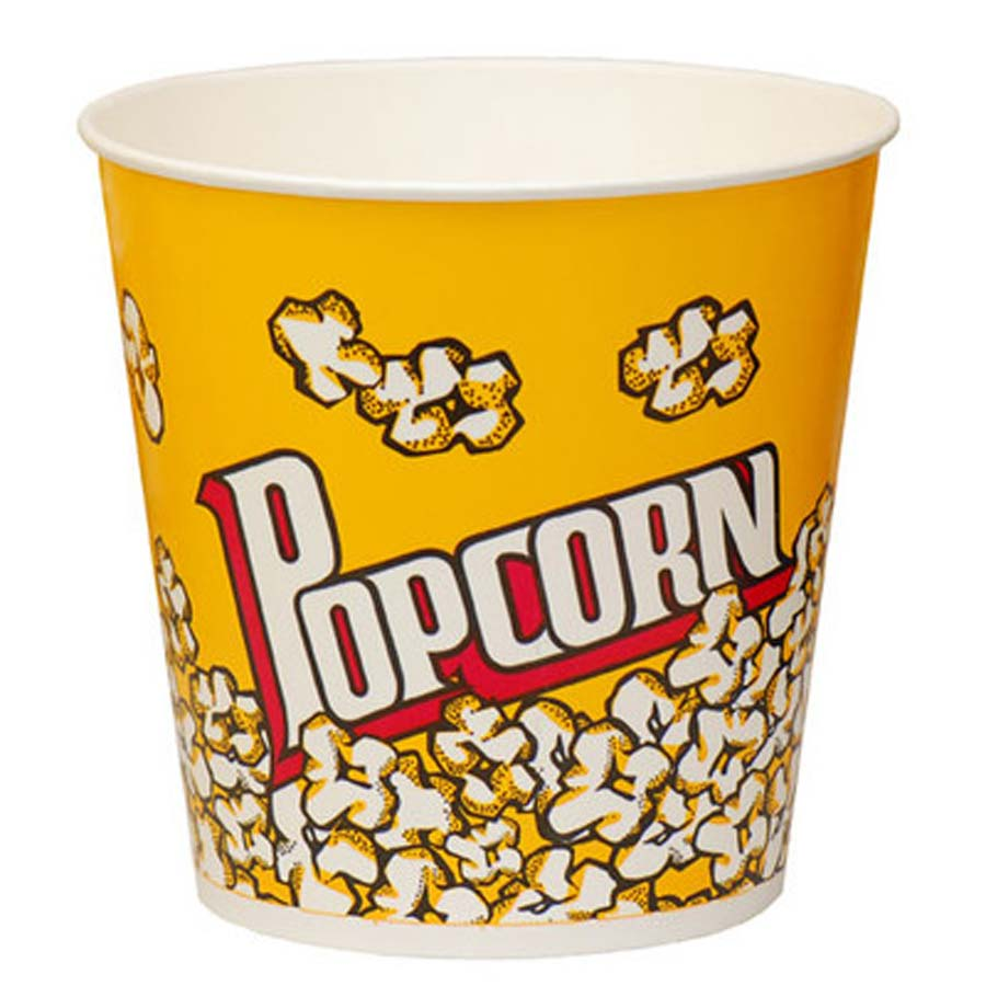 Plastic Popcorn Tub Colonialmedical Com