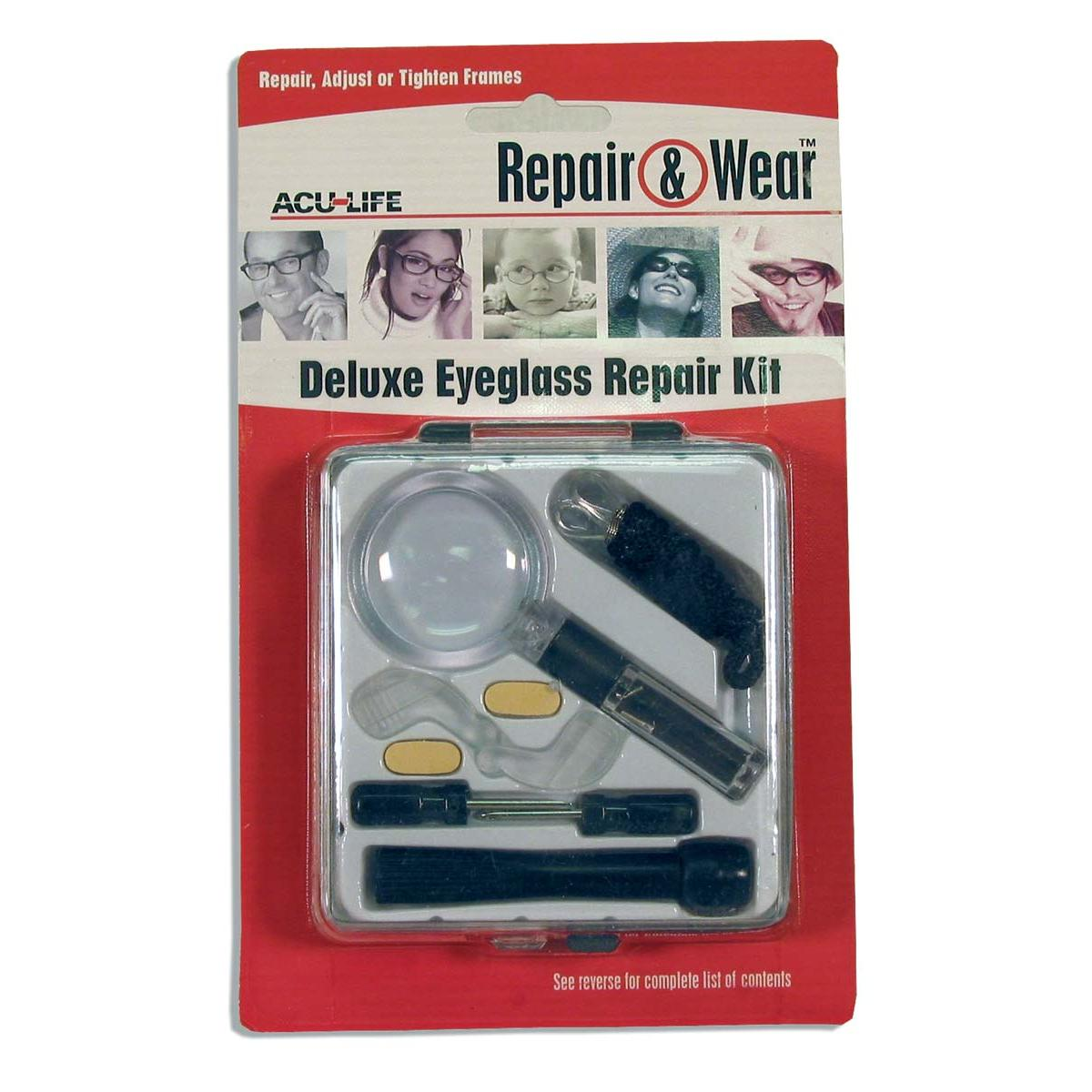 Glasses Repair Kit Maplin : Eyeglasses Repair Kit ColonialMedical.com