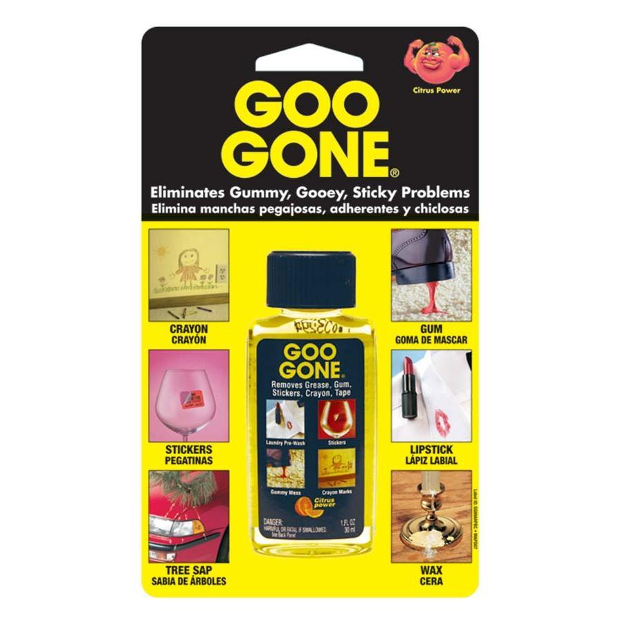 how to open goo gone bottle