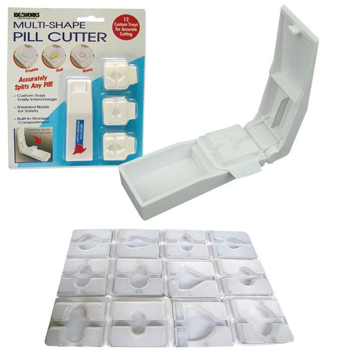 4 way pill splitter