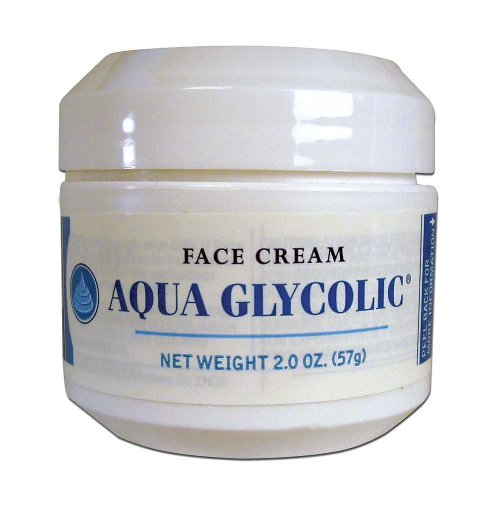 Amusing topic aquaglycolic facial cream