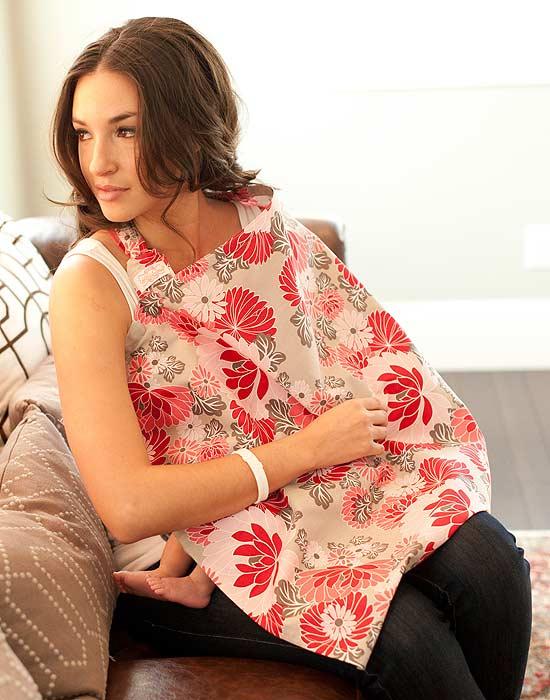 Les couvertures dâallaitement Udder Covers sont conçues pour les mères qui allaitent qui désirent de la discrétion dans les lieux publique lors de lâallaitement de leur bébé.