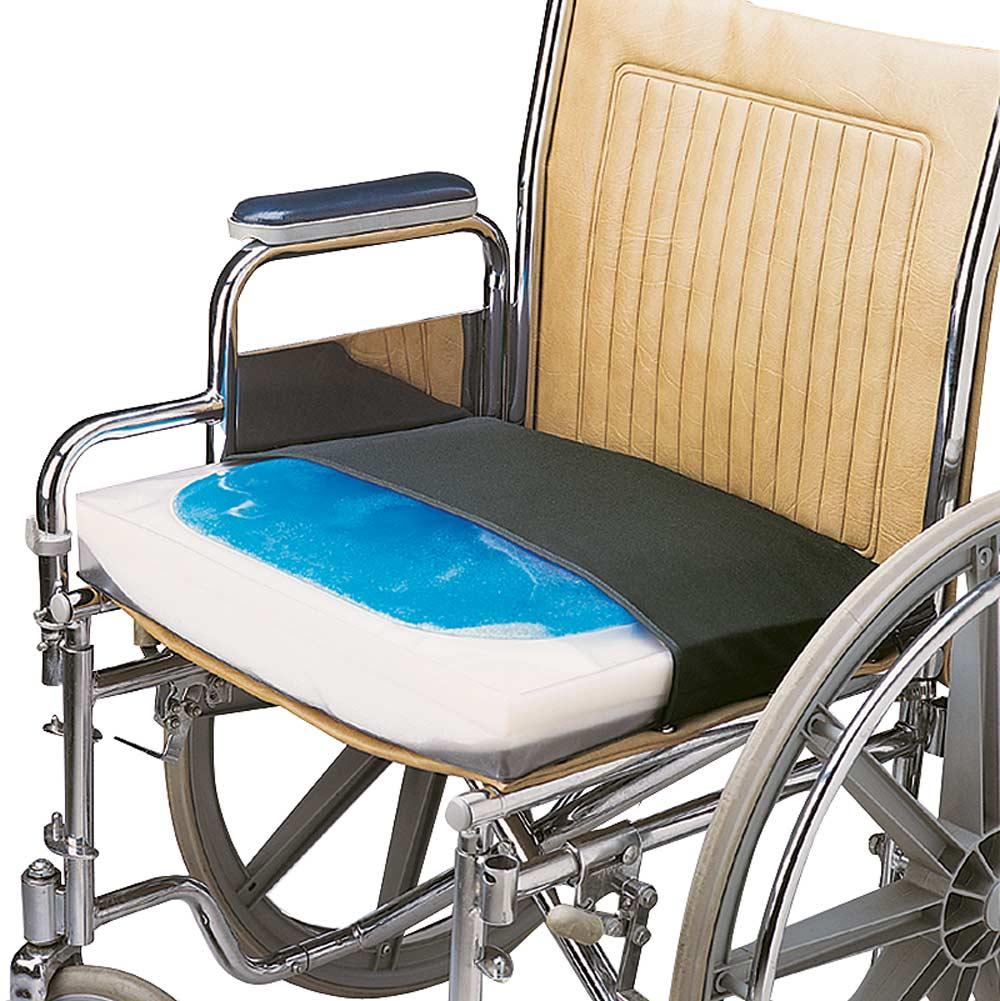 Ultra Cushion Gel Foam Wheelchair Cushion