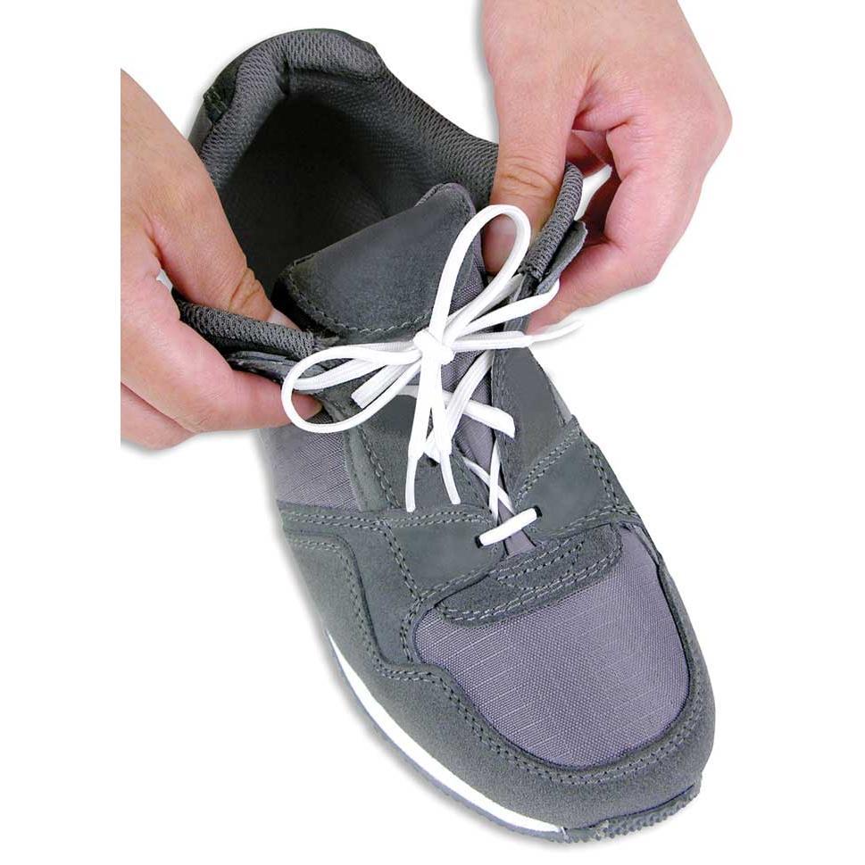 3 pair elastic shoe laces colonialmedical