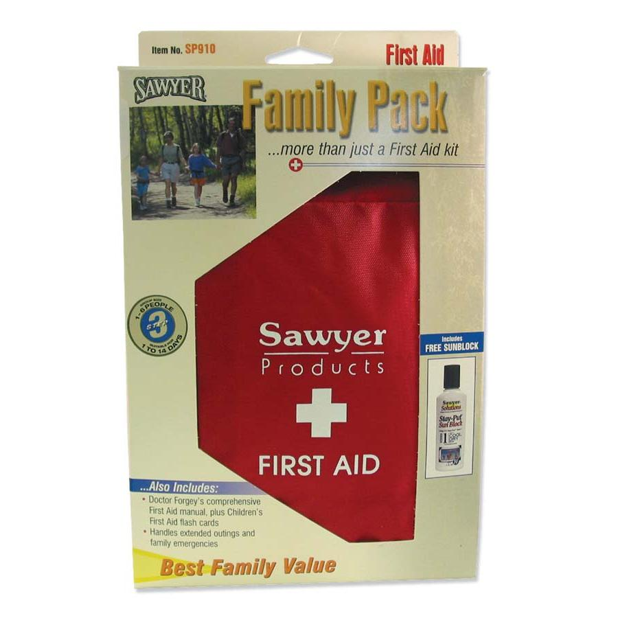 how to prepare a family first aid kit