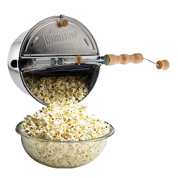 how to make movie theater popcorn in a whirley pop