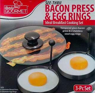 JOBAR INTERNATIONAL INC Bacon Press and Egg Rings at Sears.com