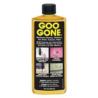 Using Goo Gone On Car