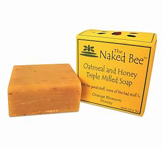 Naked Bee Triple Milled Bar Soap