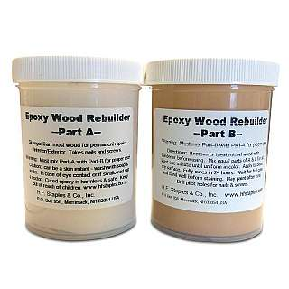 Epoxy Wood Rebuilder