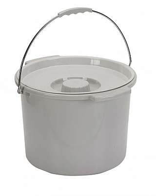 Replacement Commode Bucket