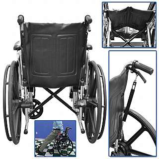 Safer Automatic Wheelchair Locks