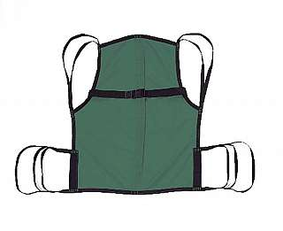 Hoyer One Piece Sling with Positioning Straps
