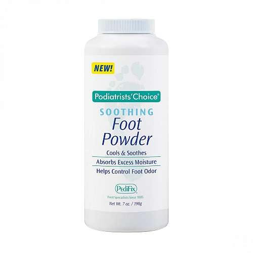 Soothing Foot Powder