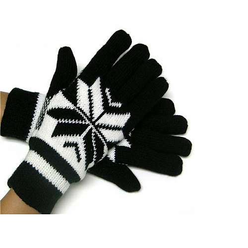 Ladies Sherpa Lined Gloves