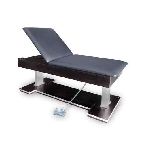 Economy Bariatric Hi-Lo Treatment Table with Backrest
