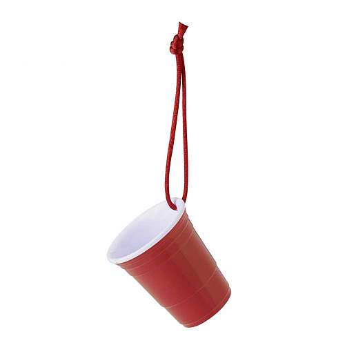 Red Cup Ornament
