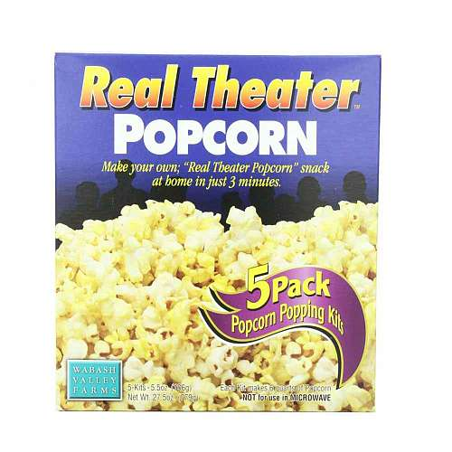 Real Theater All-Inclusive Popping Kits
