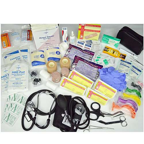 Standard First Responder Fill Kit