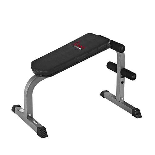 Sunny Health & Fitness SF-BH6502 Heavy Duty Sit-Up Bench