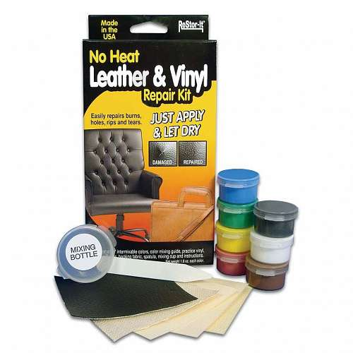 No-Heat Leather and Vinyl Repair Kit
