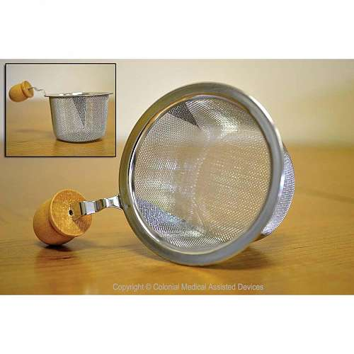 Teapotable Strainer