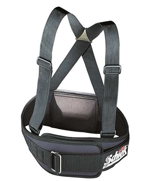 Schiek Industrial Back Support Belt