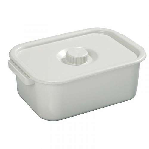 Bariatric Commode Bucket and Lid