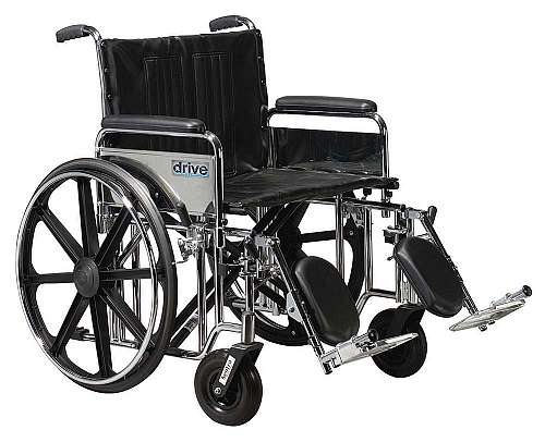 Sentra Heavy-Duty Wheelchairs