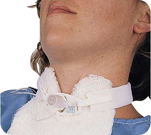 Trach-Mate Tube Holder