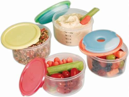 Smart Portion Chill Containers