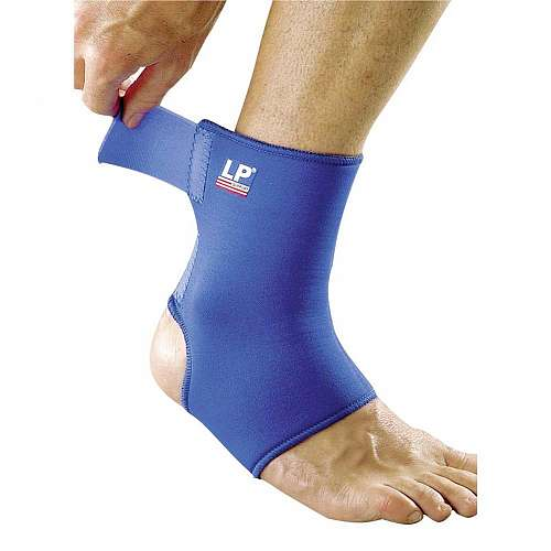 LP Ankle Support with Hook and Loop