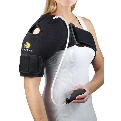 Cryo Pneumatic Shoulder Orthosis