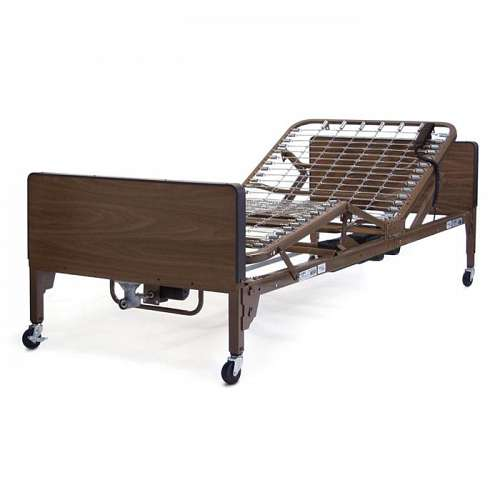 Manual Fixed Height Flex Bed