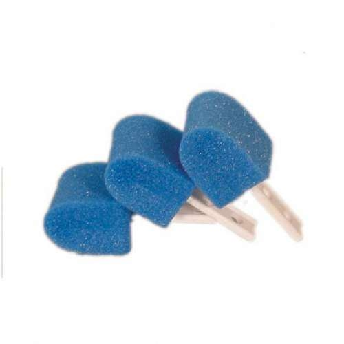 Under Toe Washer Replacement Sponges