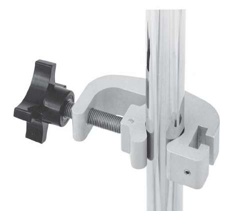 Optional Clamp for Electrosurgical Unit Stand