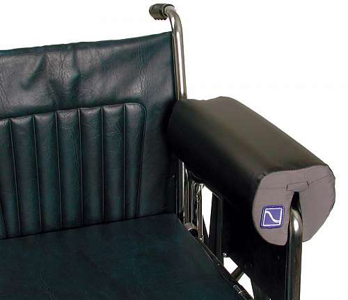 Lateral Roll Armrests