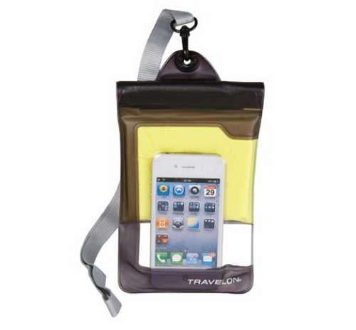 Travelon Waterproof Smartphone/Camera Pouch