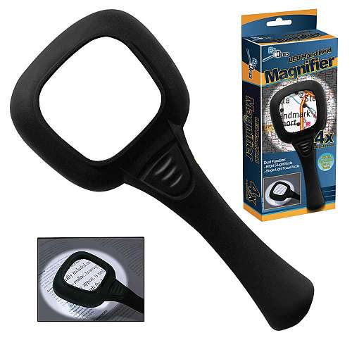 LED Hand Held Magnifier
